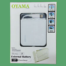 iPhone 5 / 6 1500mAh OYAMA Lightning Wireless Battery Charger Power Bank