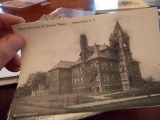 5x7 Photo Reprint P.S. #23 Mariners Harbor Staten Island NYC New York City