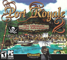 Port Royale 2 Jewel Case (PC, 2011)