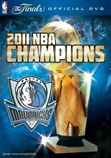 NBA Champions 2011 - Dallas Mavericks (DVD, 2012)