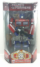 Optimus Prime Masterpiece 20th Anniversary Transformer Complete with Box [OP2A1]