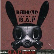 B.A.P - Badman [New CD] Hong Kong - Import