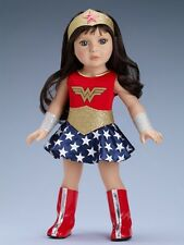"""TONNER-MY IMAGINATION 18"""" WONDER WOMAN OUTFIT-NO DOLL-FITS 18""""PLAY AMERICAN GIRL"""