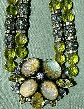 HOBE VERY RARE  NECKLACE AND EARRINGS