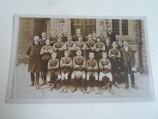 G25 Rare Old RPPC St Clements Leeds, Boys / Young Men Football Team