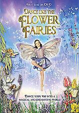 DANCE LIKE THE FLOWER FAIRIES - DVD - REGION 2 UK