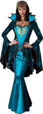 InCharacter Medieval Queen LARP Game of Thrones Dragon Evil Queen Adult Costume