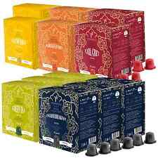120 Nespresso Compatible Tea Pod Selection Pack - 5 Flavours (not Coffee)