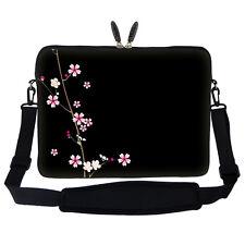 """15.6"""" Laptop Computer Sleeve Case Bag w Handle & Shoulder Strap Asus Acer 2901"""