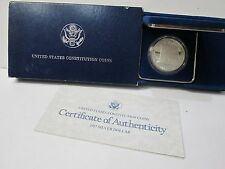 1987 Constitution Proof Silver Dollar Commemorative Coin