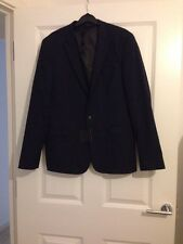 Mens Navy Blue Asos Blazer Size Small New With Tags