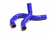 M2 MOTORSPORT BLUE SILICONE RADIATOR TOP & BOTTOM HOSES HONDA CIVIC EP3 Y3225