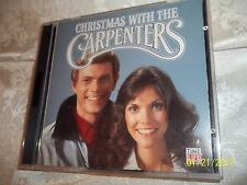 TIME LIFE CHRISTMAS WITH THE CARPENTERS EXTREMELY RARE BUY IT NOW PRICE R105-19