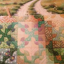 The Oregon Trail Quiltscape 1000 Pieces Jigsaw Puzzle - Rebecca Barker -Unopen