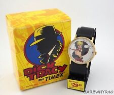 Dick Tracy Watch by Timex in Original Box Disney Madonna as Breathless Mahoney