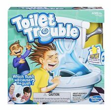 Toilet Trouble Game New