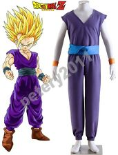 Custom-made Dragon BallZ Son Gohan Piccolo Daimao Fighting Cosplay Costume Cos