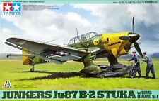 Tamiya 37008 Junkers JU87 B-2 Stuka with Bomb Loading Set 1/48 scale kit