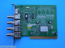 IVC-100-RS-R20 4 Channel Composite PCI Video Capture DVR Card