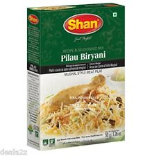 BUY 2 GET 1 FREE  Shan PILAU BIRYANI Indian Pakistani Dish Food Cuisine USA SELR