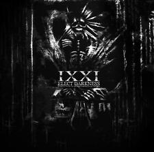 IXXI - Elect Darkness CD 2009 black metal Sweden Candlelight Records