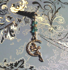 Moon Fairy Cell Phone Charm~Dust Plug Cover~$1 SHIP