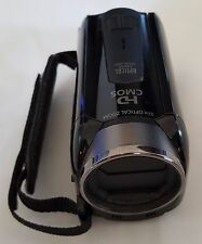 Canon VIXIA HF R500 Digital Camcorder(Black) with 2 extra batteries and charger