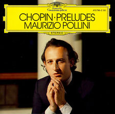 Chopin - 24 Preludes Op. 28 Maurizio Pollini MADE IN WEST GERMANY