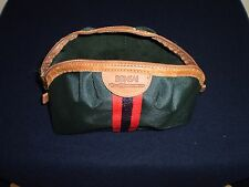 Alitalia Airlines FC Amenity Travel Bag