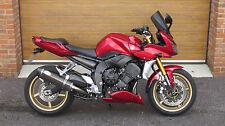 2008/58 Yamaha FZS1000 FZ1S Fazer with 8,600m in Red