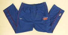 Reebok NBA Authentics TEAM WORN Denver Nuggets Retro Tear Away Sweatpants 4XLT