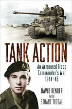 Tank Action by Stuart Tootal and David Render (2016, Paperback)