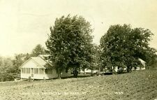 South Hero VT Grand View Cottages 1940