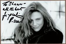 """Jacqueline Bissett, English Actress, Signed 6"""" x 4"""" Photo, COA, UACC RD 036"""