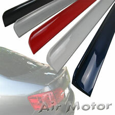 Painted Volkswagen VW Jetta MK6 Boot Rear Trunk Lip Spoiler + Gift USB Cable
