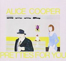 *NEW* CD Album Alice Cooper - Pretties For You (Mini LP Style Card Case)