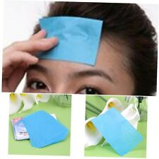 50 Pcs Facial Oil Control Absorption Film Tissue Makeup Blotting Paper GU