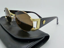Occhiali da sole VERSACE Gianni MOD s60 col 14l Genuine RARE VINTAGE NEW OLD STOCK