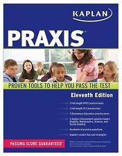 Kaplan Test Prep Ser.: Praxis by Kaplan (2013, Mixed Media, Revised)