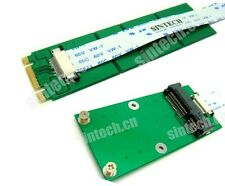 Sintech mSATA 3 SSD to M.2(NGFF) B KEY SATA adapter card with 10/20CM FPC cable