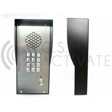 GSM INTERCOM WITH KEYPAD - UK MANUFACTURED BY GSM ACTIVATE