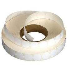 """Martin Yale 1"""" Roll White Tabs for EX5100 Tabber EX5776"""