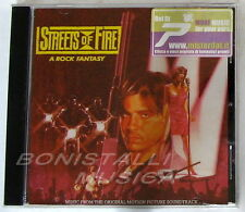 STREETS OF FIRE - SOUNDTRACK O.S.T. - CD Sigillato