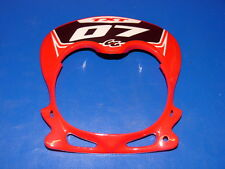 Plaque phare Trial Gasgas rouge Racing 2007 BT280720020R