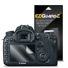 3X EZguardz LCD Screen Protector Cover Shield HD 3X For Canon EOS 7D MKII