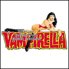 Fridge Fun Refrigerator Magnet VAMPIRELLA Halloween Sexy Vampire Logo Version A