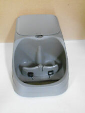 NEW Mini Console Grey Cup Holder Auto Coins Drinks Phone Storage Unit Seat Floor