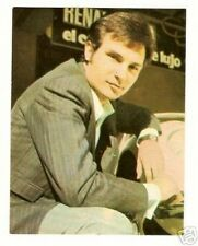 Bruno Lomas #20 - 1960s Pop Music Card Look! from Spain
