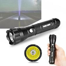 300 Lumen CREE Q5 LED Rechargeable 18650 Flashlight Torch Lamp Light Outdoor S`