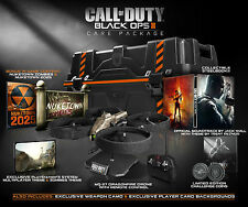 CALL OF DUTY: BLACK OPS 2 EDIZIONE CARE PACKAGE NUOVO E SIGILLATO
